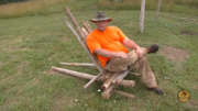 make a bushcraft chair