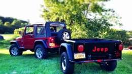 dinoot jeep trailer kit