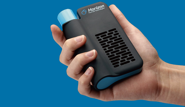 horizon minipak fuel cell