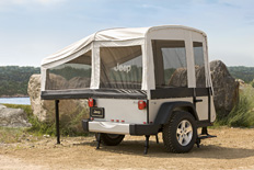 jeep tent trailer