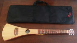 Review of Martin Backpacker Guitar