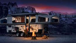 rockwood tent trailer
