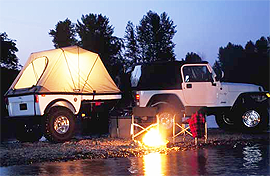 tentrax tent trailer