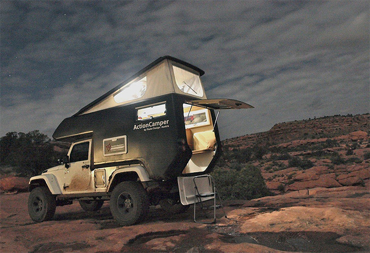 Jeep Camping Gear, Campers & Trailers