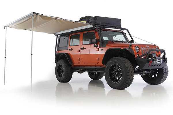 jeep camping awning