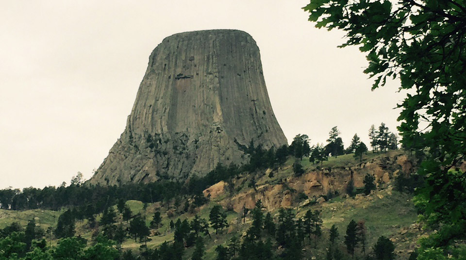 Koa Campground Review Devil S Tower Wyoming Savage Camper