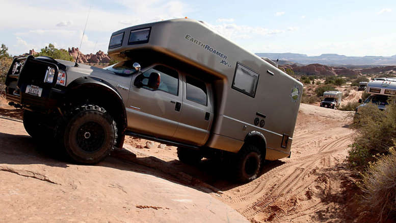 Offroad Camper Earthroamer Xv Series Off Road Rv