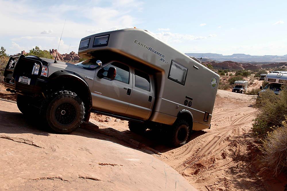 Offroad Camper Earthroamer Xv Series Off Road Rv