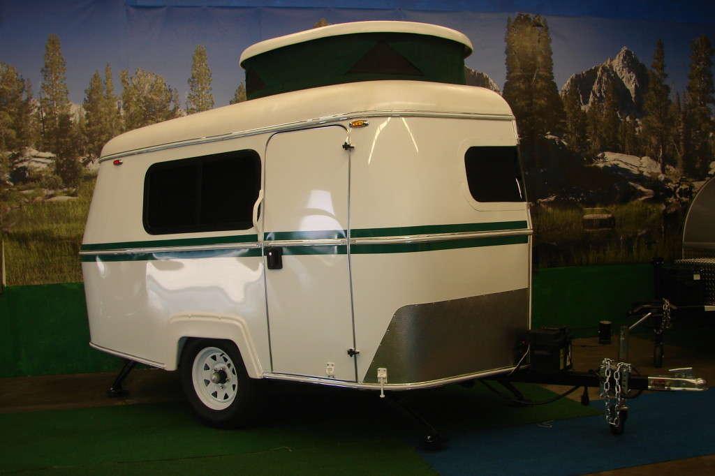Mini Camper Trailers Lightweight Mini Travel Trailers