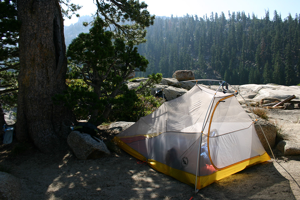 Big Agnes Fly Creek HV UL2 tent ultralight backpacking