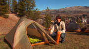 Ultralight 2 person tent backpacking