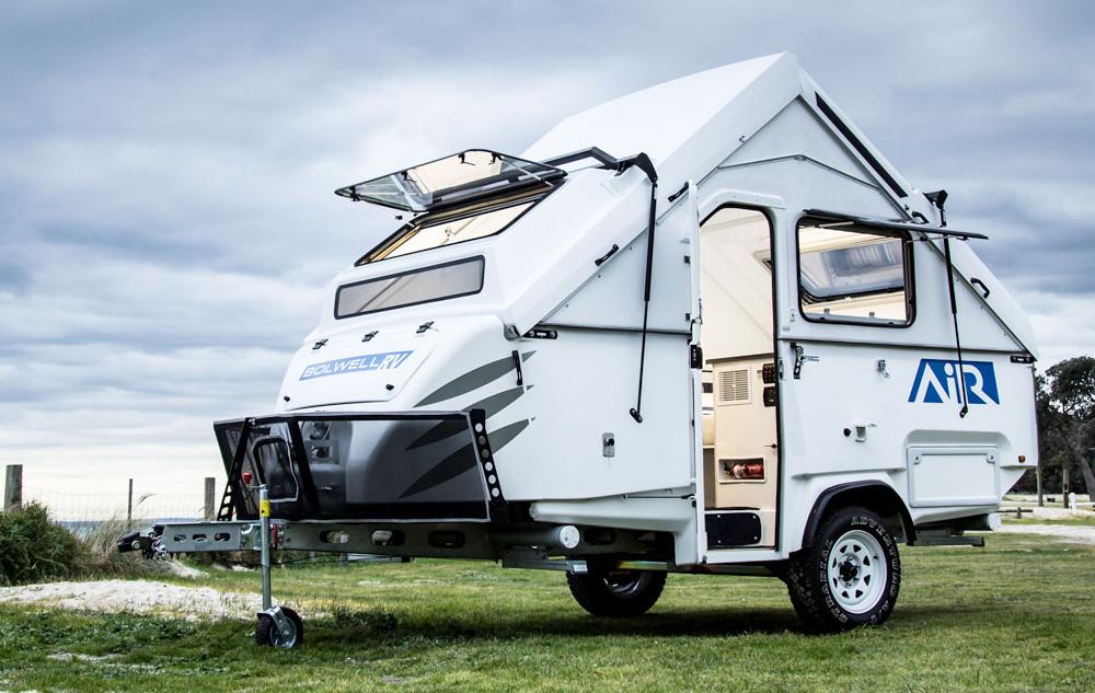 A-Frame Camper Trailers - Pop Up Campers, Hard Side
