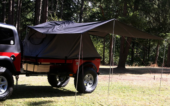 tenrax large awning