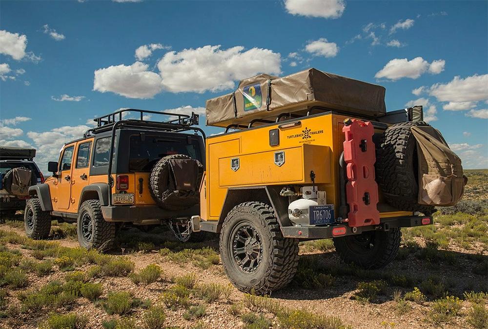 Off Road Camping Trailer Savage Camper