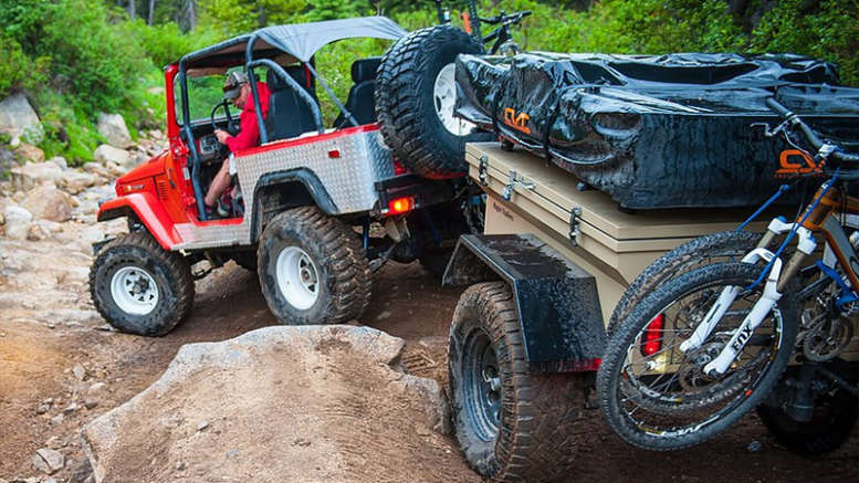 Off Road Camping Trailers - 9 Overland Trailer Options for ...