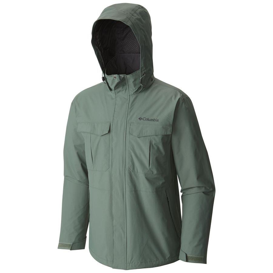 colubmia dr downpour rain jacket