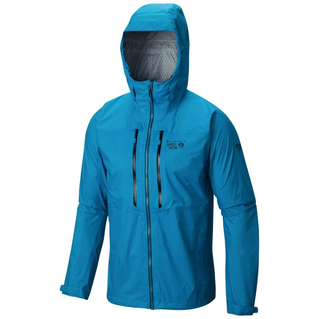 mountain hardwear alpen rain jacket