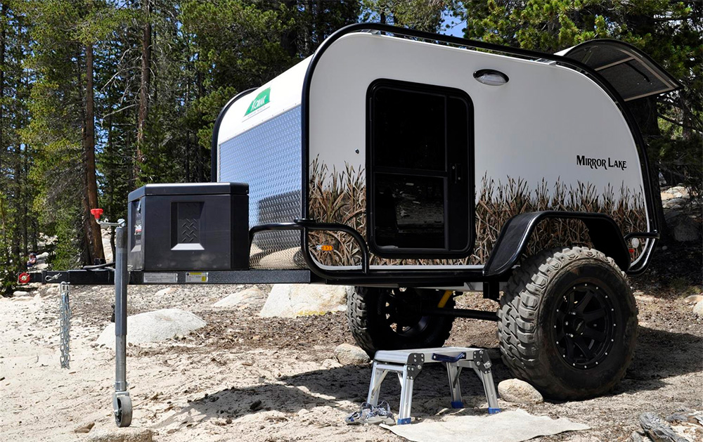 Off Road Teardrop Trailers Makes And Models Available