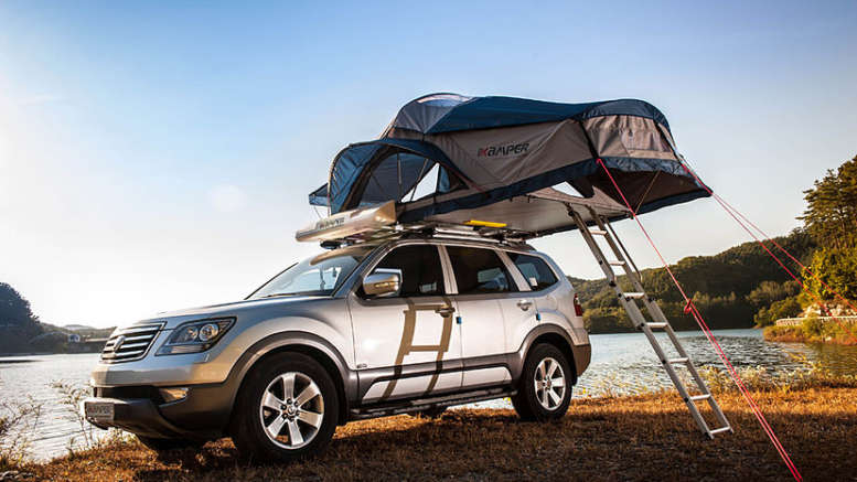Roof Rack Tent Options For Your Vehicle Hard Amp Soft Shell