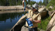 sawyer water filter review