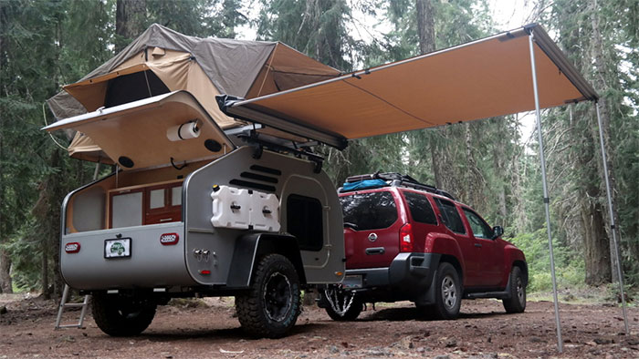 Fantastic Wayward Wanderers The 8 Best OffRoad Camper Trailers  HiConsumption