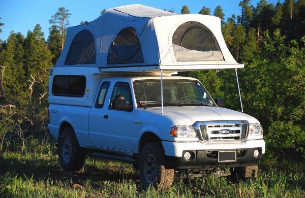 Ford Ranger Camper Options For Ford Ranger Camping