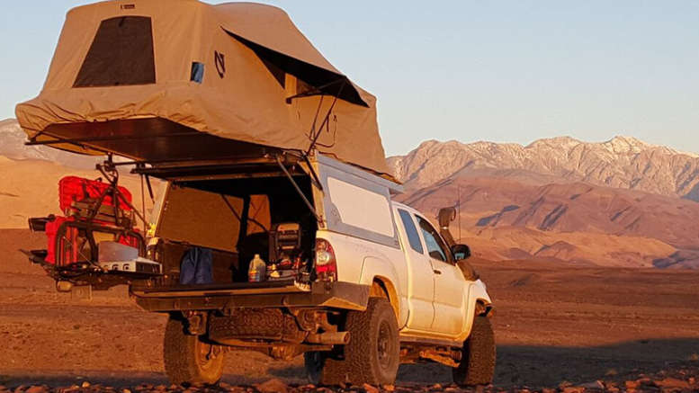 Toyota Tacoma Camper 4 Different Campers For Your