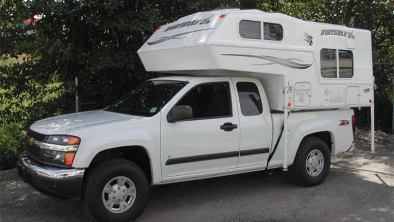 3 Chevy Colorado Campers Gmc Canyon Camper Options