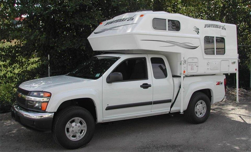Gmc Canyon Length >> 3 Chevy Colorado Campers, GMC Canyon Camper Options ...