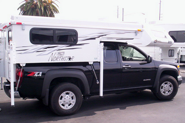 chevy colorado northstar camper