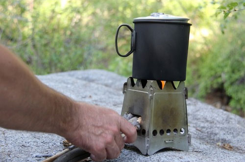 emberlit backpacking wood stove - Best Wood Burning Backpacking Stoves: 6 Wood Stoves To Consider