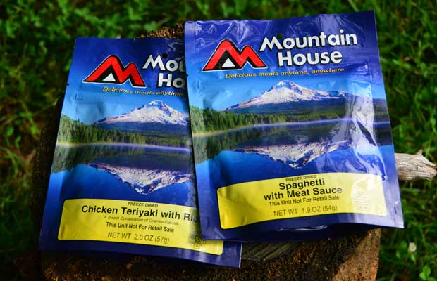 alternatives to mountain house freeze dried backpacking