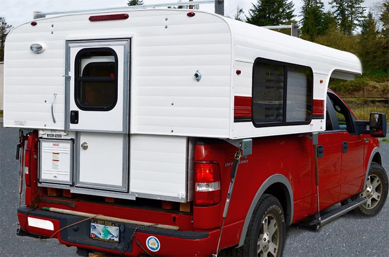 Alaskan Camper Ford F-150