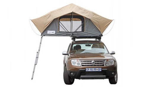 front runner car top tent