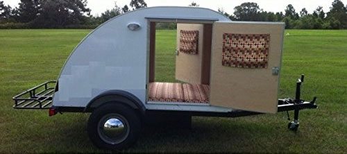 DIY Teardrop Trailer - How to Build a Teardrop Trailer