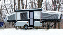 pop up camper trailer