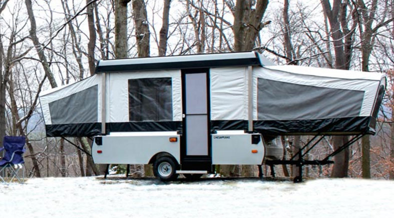 Pop Up Tent Trailer Options to Consider - Savage Camper
