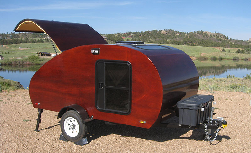 DIY Teardrop Trailer - How to Build a Teardrop Trailer - Savage Camper
