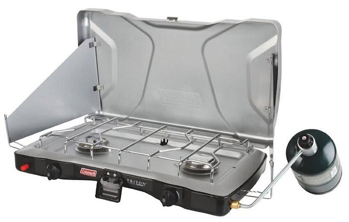 coleman triton 2 stove