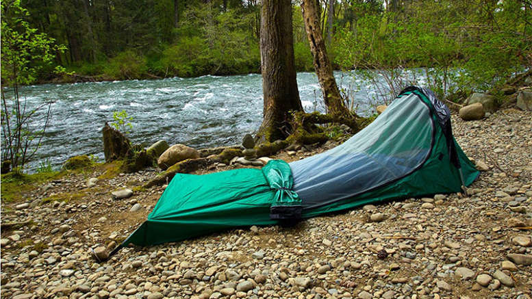 ultralight bivy sack backpacking