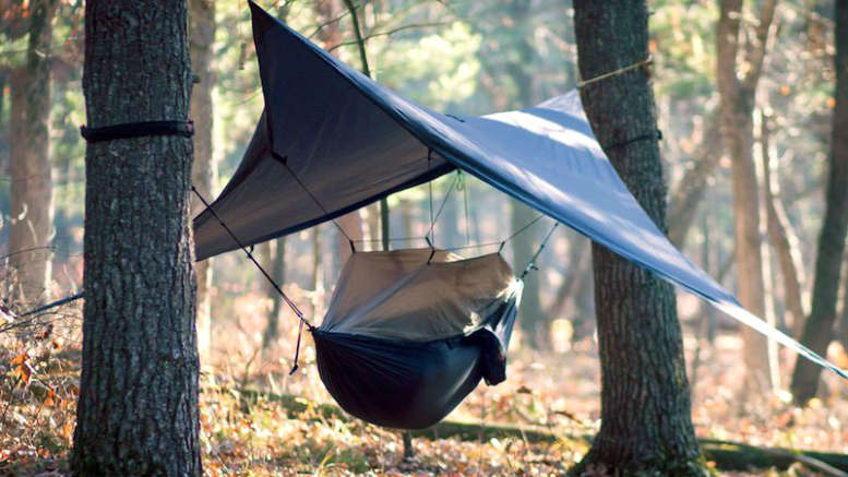 hammocks for camping and backpacking hammocks for camping  an inexpensive alternative to tents   savage      rh   savagecamper