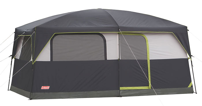 coleman prarie breeze tent