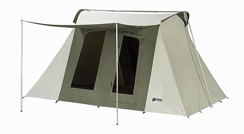 kodiak canvas flex bow tent