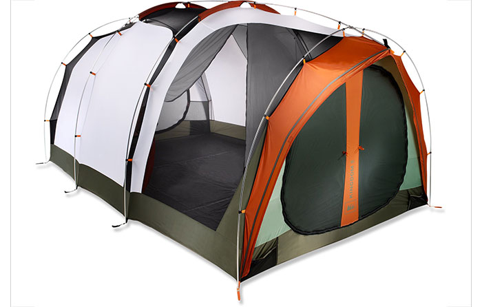 car tent REI kingdom 8