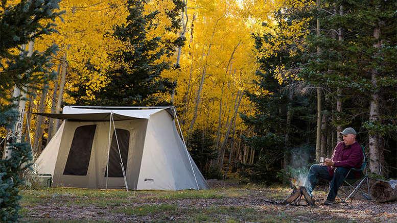 car camping tent