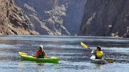 types of kayaks