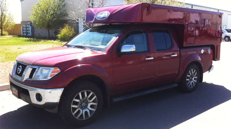 3 Nissan Frontier Camper Options for your Favorite Mid ...