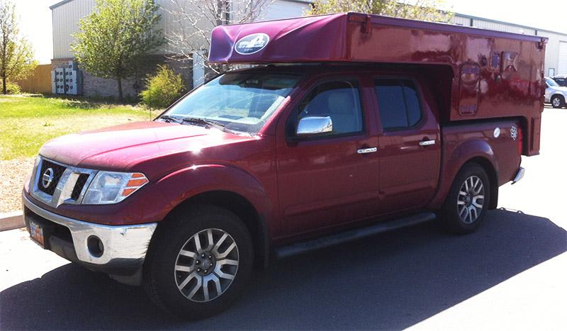 3 Nissan Frontier Camper Options Savage Camper