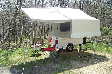Small Tent Trailers Lightweight Tent Trailers For