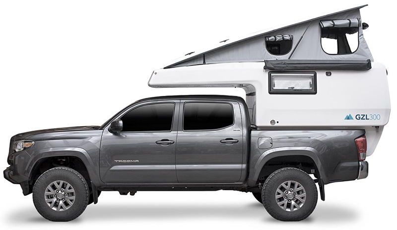 Toyota Tacoma Camper 5 Brands For Your Favorite Mid Size
